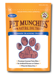 Pet Munchies Training Treats - Venison