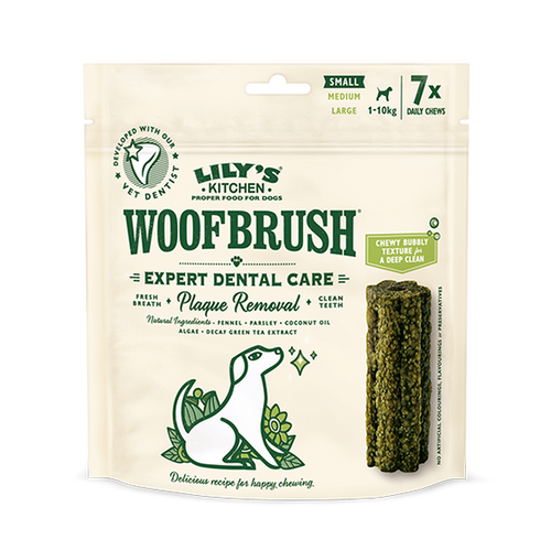 Lilys Kitchen - Woofbrush Dog Treats