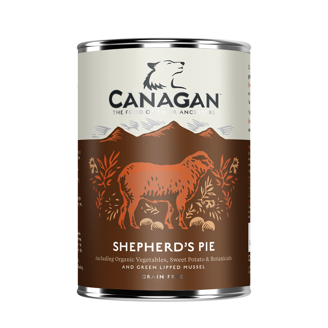 Canagan - Shepherds Pie