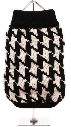 Urban Pup - Houndstooth Sweater