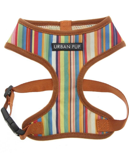 Urban Pup - Henley Striped Harness