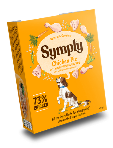 Symply - Adult Chicken Pie