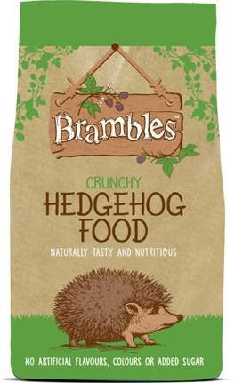 Brambles - Crunchy Hedgehog Food