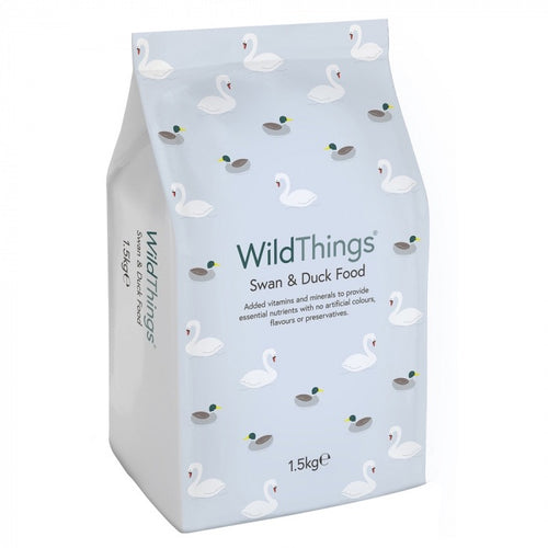 Wild Things - Swan & Duck Food