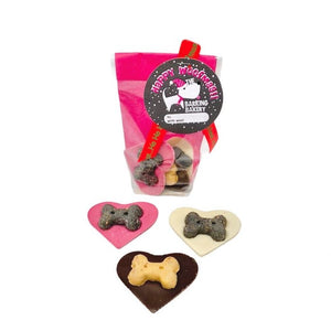 The Barking Bakery - Yappy Woofmass Yoghurt Hearts