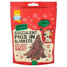 Good Boy - Succulent Pigs in Blankets 80g