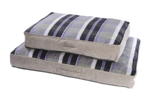 Gor Pets - Camden Sleeper Purple Check