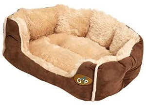 Gor Pets - Nordic Snuggle Bed Brown