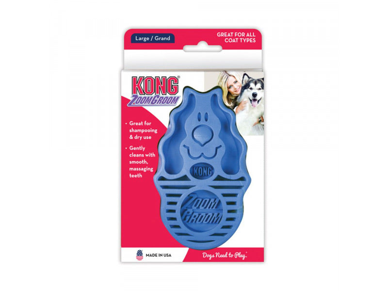 Kong - Dog Zoom Groom