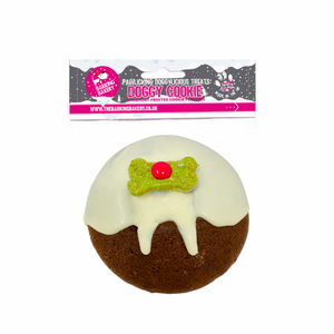 The Barking Bakery - Christmas Pudding Cookie