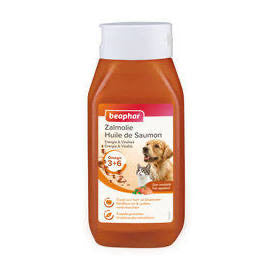 Beaphar - Salmon Oil 430ml