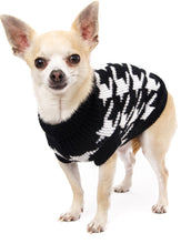 Load image into Gallery viewer, Urban Pup - Houndstooth Sweater