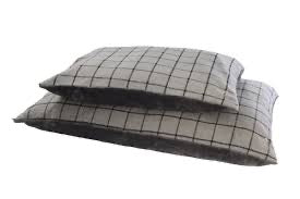 Gor Pets - Camden Comfy Cushion Grey Check