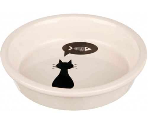 Trixie - Ceramic Cat Bowl