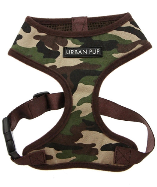 Urban Pup - Camouflage Harness
