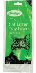 Armitage - Cat Litter Tray Liners
