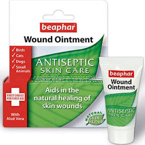 Beaphar - Wound Ointment 30g