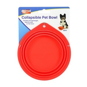 Animal Instincts - Collapsible Pet Bowl