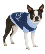 Load image into Gallery viewer, Urban Pup - Blue Paw Jumper