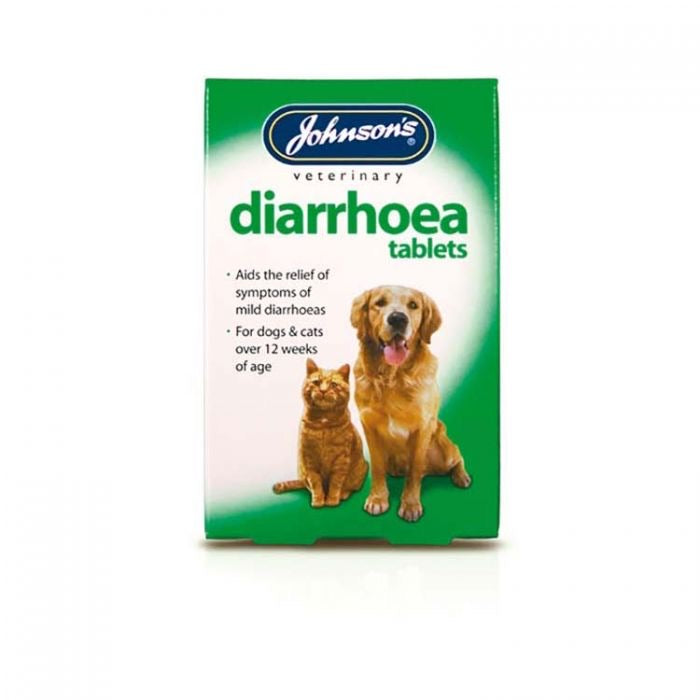 Johnson's - Diarrhoea Tablets (12 Tablets)