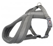 Load image into Gallery viewer, Trixie - Premium Touring Padded Harness Grey