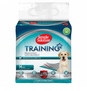 Simple Solution - 14 Puppy Training Pads