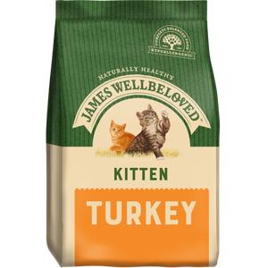 James Wellbeloved - Kitten Turkey