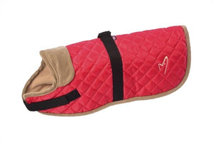 Gor Pets - Worcester Coat Red