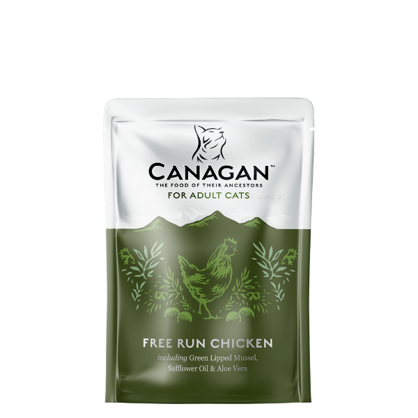 Canagan - Free Run Chicken (5x85g)