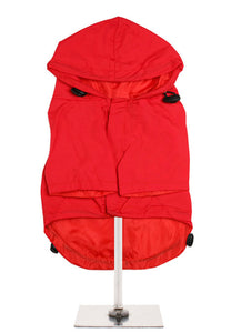 Urban Pup - Explorer Windbreaker Sport Jacket Red