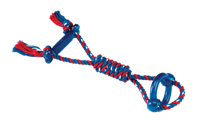 Gor Pets - Play Rope (Varied Colours)