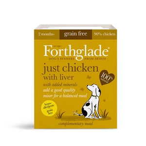 Forthglade Just Chicken & Liver