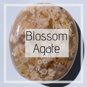 Blossom Agate