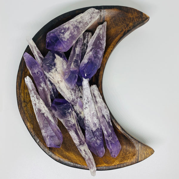 Natural Amethyst Point - AP Crystals