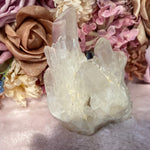 Sugar Quartz Cluster - AP Crystals