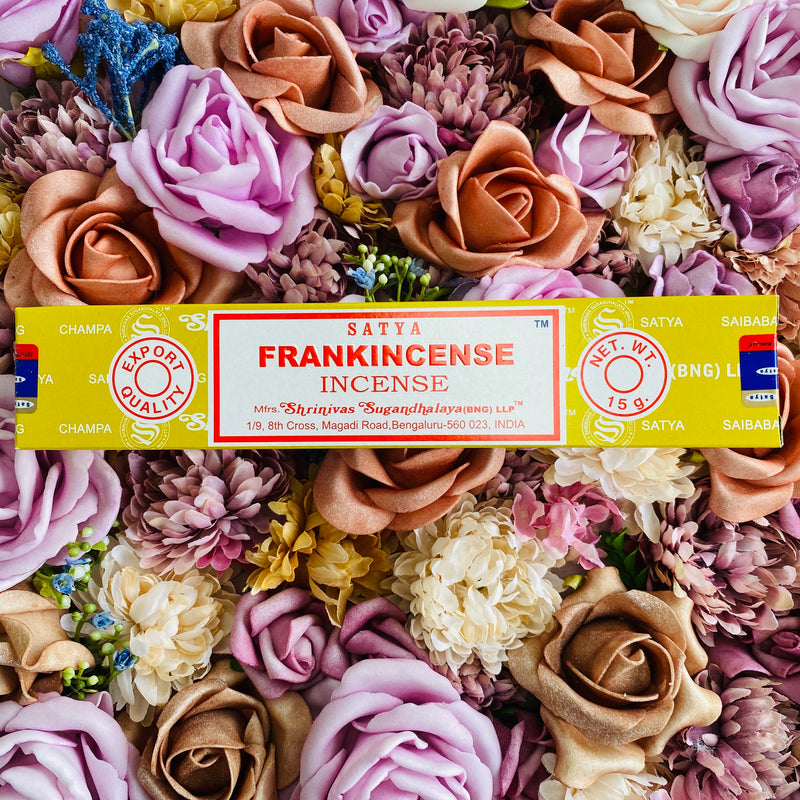 Frankincense Incense - AP Crystals