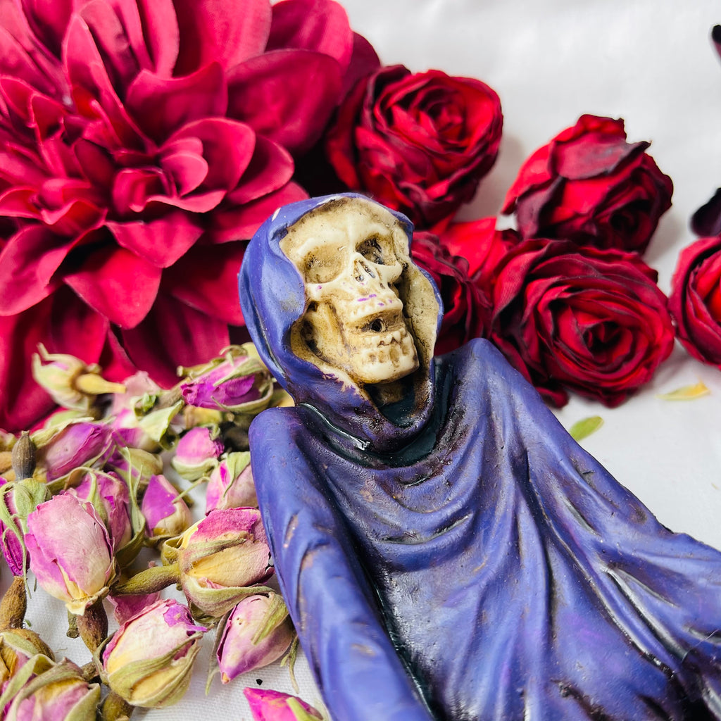 Grim Reaper Incense Holder