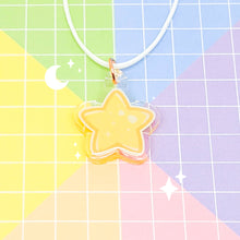 Load image into Gallery viewer, Little Things acrylic pendant - Simple Star