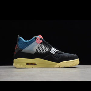 Air Jordan 4 Retro Union-Off Noir