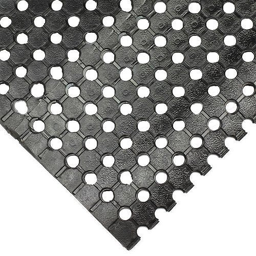 Perforated Ute Rubber Mat