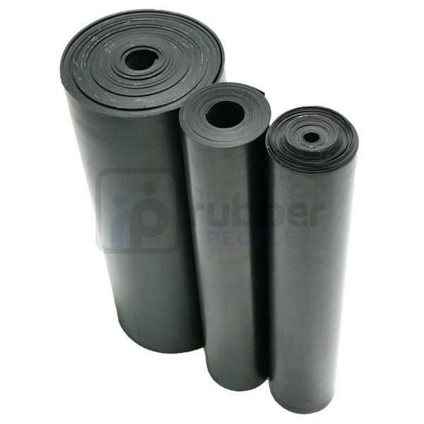 6mm Natural Insertion Rubber Sheet