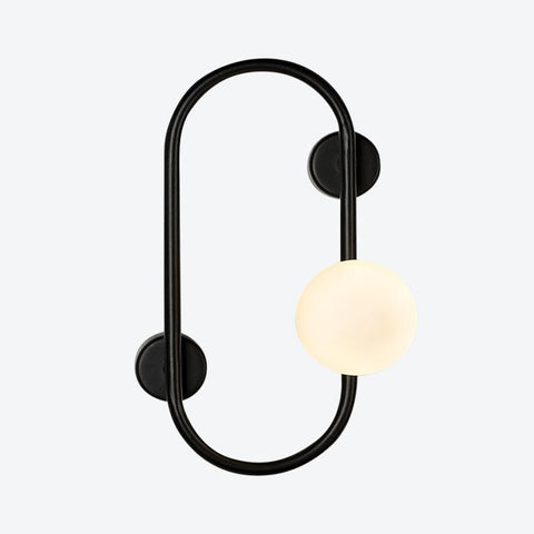 About Space Buch Wall Light