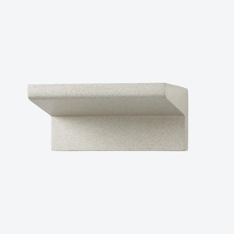 Fendi concrete wall light