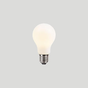 About Space A60 10W E27 3K PORCELAIN Light Bulb