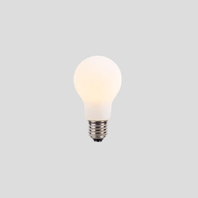About Space A60 6W E27 2.7K PORCELAIN Light Bulb