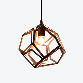 About Space CUBICO INFISSO Pendant Light