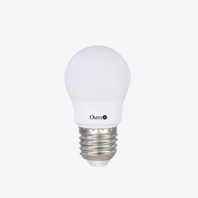 About Space G45 E27 4W 2.7K OPAL Light Bulb