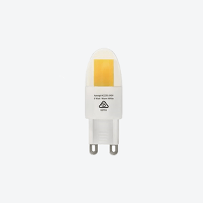 About Space G9 6W 2.7K Light Bulb