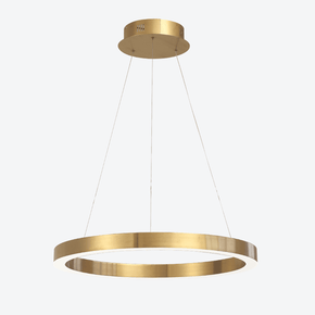 About Space HOOP 40 x 50 Pendant Light