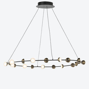About Space ILKA ROUND Pendant Light